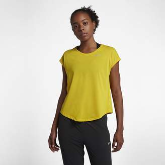 Nike Tailwind Women's Short Sleeve Running Top