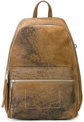 Rick Owens Sisyphus backpack