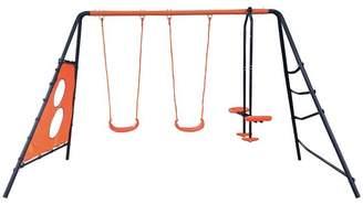 Hedstrom Hedsrom Ariel Multiplay Double Swing Set