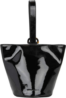 Loeffler Randall Dolly Patent Leather O-Ring Top Handle Bag