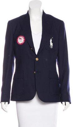 Polo Ralph Lauren 2016 Olympics USA Opening Ceremony Blazer $900 thestylecure.com