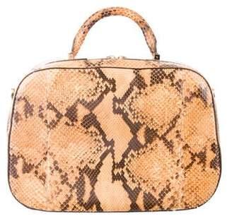 The Row Python Bowler Bag