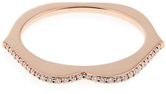 Raphaele Canot - Omg! Diamond & Rose Gold Ring - Womens - Rose Gold