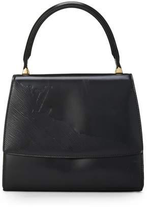 9c5868710706 Louis Vuitton Noir Leather Opera Athens Top Handle Bag