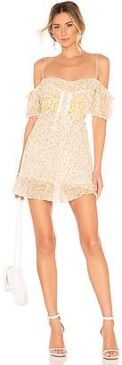 For Love & Lemons X REVOLVE Corset Dress