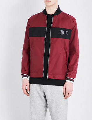 Mcq Alexander Mcqueen Shell bomber jacket $345 thestylecure.com