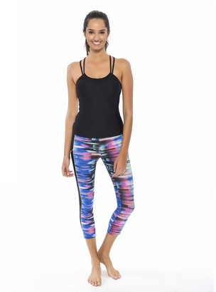 NEXT Turn Up The Tempo Tone Up Crop Pant $74 thestylecure.com