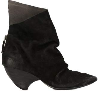 Marsèll curved heel boots