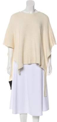 Barbara Bui Draped Knit Sweater