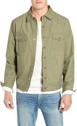 Frame Slim Fit Work Jacket