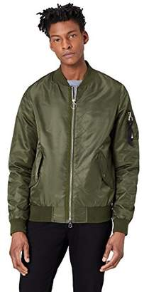 FIND Men's Bomber Jacket,Small