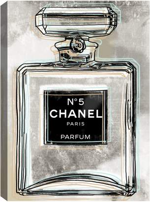 Chanel Artmaison Canada No 5 Wall Art