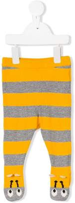 Stella McCartney striped bumble bee trousers