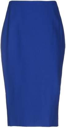 Alexander McQueen Knee length skirts