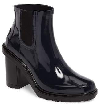 Hunter Refined Chelsea Rain Boot