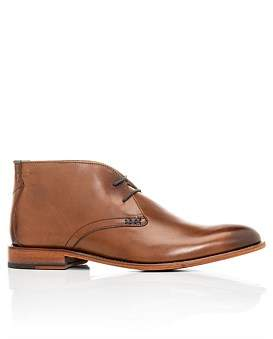 Oliver Sweeney Waddell Leather Boot With Leather Sole