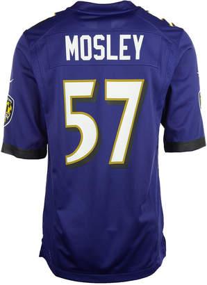 Nike Men's Cj Mosley Baltimore Ravens Game Jersey