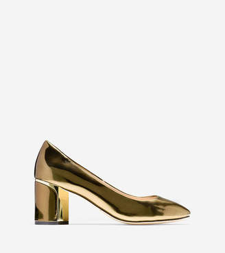 Cole Haan Collection Block Heel Pump (65mm)