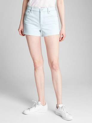 "Gap High Rise 3"" Denim Shorts in Color"