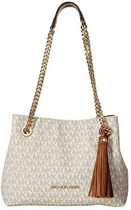 MICHAEL Michael Kors Jet Set Chain Signature Medium Messenger