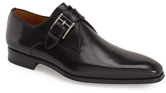 Magnanni 'Hugo' Monk Strap Slip-On (Men) $350 thestylecure.com
