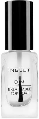 Inglot O2M Breathable Top Coat