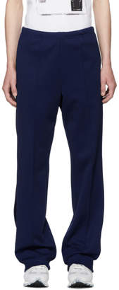Maison Margiela Blue Track Pants