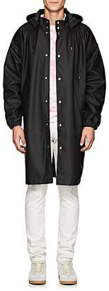 Stutterheim Raincoats Men's Koping Cotton-Blend Raincoat