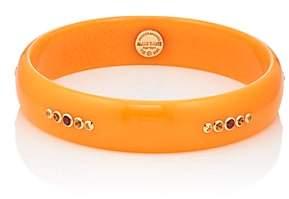Mark Davis Women's Bakelite & Mixed-Gemstone Bangle-Orange