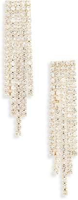 Jules Smith Designs Harlow Crystal Earrings