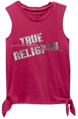 True Religion Muscle Tee (Big Girls)