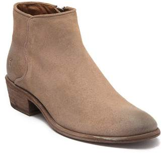 Frye Carson Piping Bootie