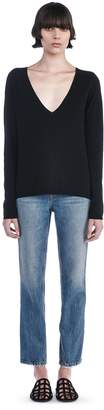 Alexander Wang Deep V-Neck Pullover