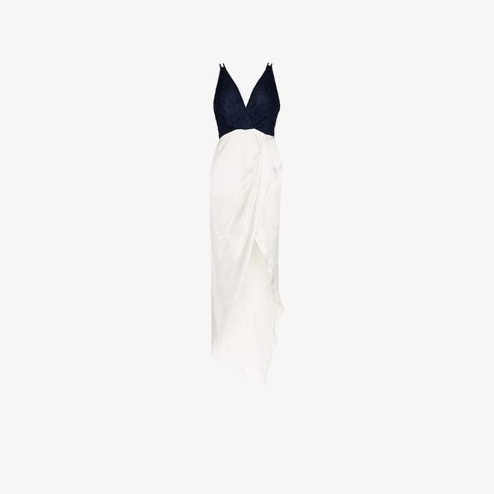 Haney Constance Asymmetric Gown