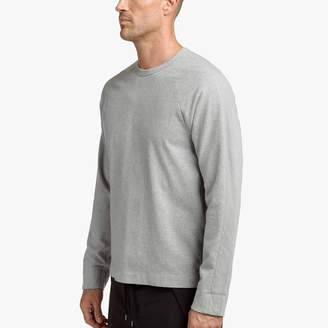 James Perse Y/OSEMITE BRUSHED JERSEY RAGLAN