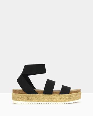 betts Kally Flatform Sandals