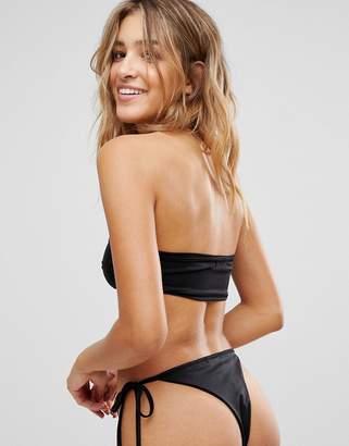 PrettyLittleThing Bandeau Bikini Top
