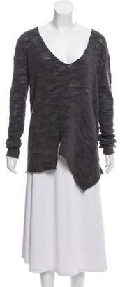 Kimberly Ovitz Long Sleeve Devoré Sweater