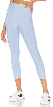 Alo Tech Lift High Waist Airbrush Capri
