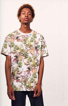 adidas Pacsun Jungle Print Relaxed T-Shirt