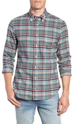 Gitman Regular Fit Candy Flannel Shirt