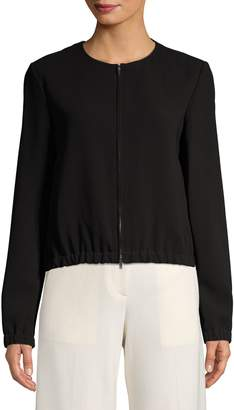 Theory Classic Zip-Front Jacket