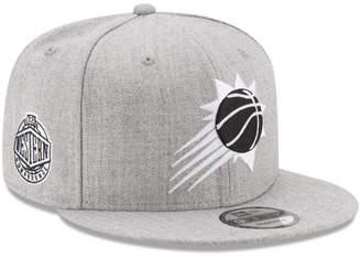New Era Boys' Phoenix Suns The Heather 9FIFTY Snapback Cap $31.99 thestylecure.com