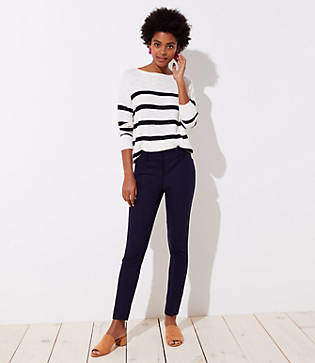 LOFT Tall Skinny Ankle Pants in Marisa Fit