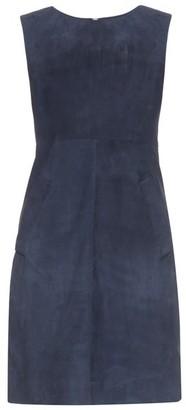 Diane von Furstenberg Carpreena Dress - Womens - Navy
