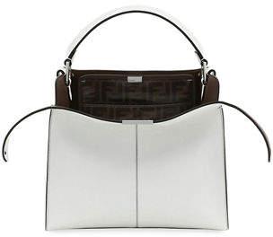 9078d5a18eea Fendi Peekaboo Xlite Mini Tote Bag