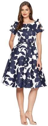 Unique Vintage Selma Swing Dress Women's Dress