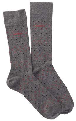 BOSS Dot Socks