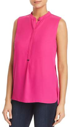 T Tahari Moana Sleeveless Top
