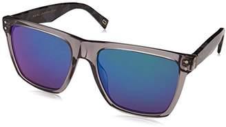 Marc Jacobs Men's Marc119s Rectangular Sunglasses